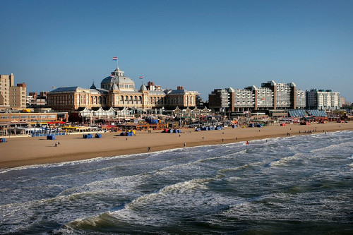 The 3 beaches of The Hague